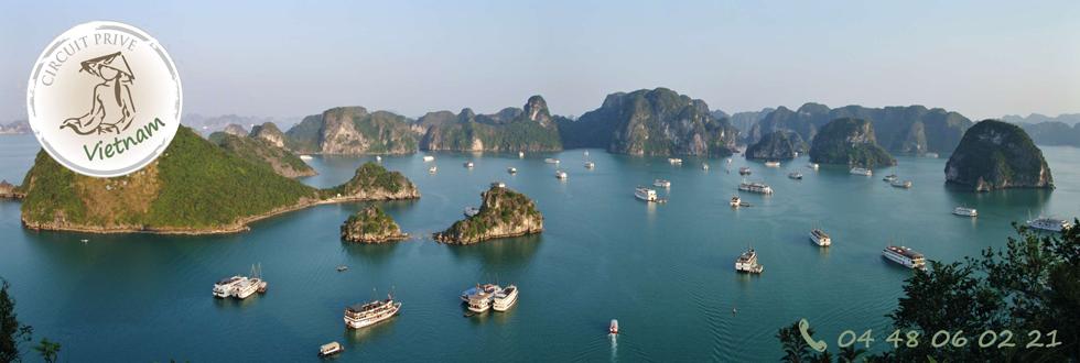Circuit privé au Vietnam