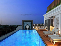 Hotel The Lapis Hanoi piscine