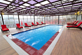 Amazing sapa halong piscine